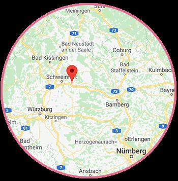 Freie Trauungen in Bayern, Franken und Schweinfurt